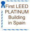 First LEED PLATINUM Building in Spain